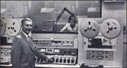 1966 Scully Recording Instruments featured the studios of WNEW-FM in New York.