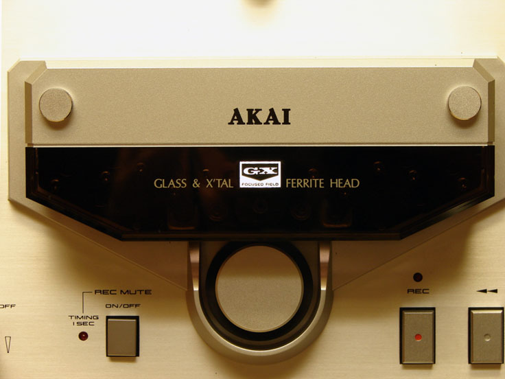 Akai GX-266 II reel to reel tape recorder ad in the Reel2ReelTexas.com vintage reel tape recorder recording collection