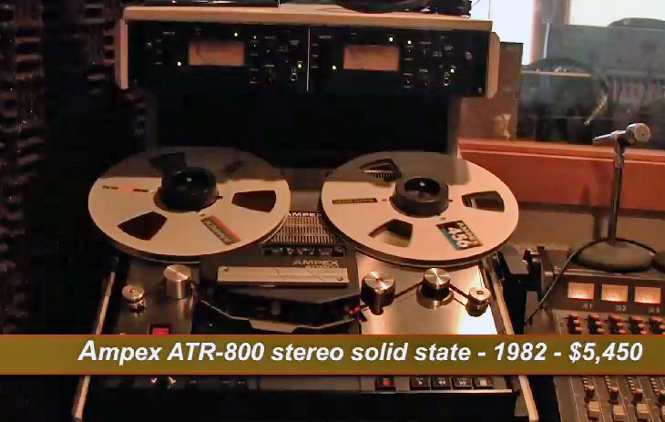 1977 article by Harold Lindsay about the beginnings of Ampex in the December 1977 db magazine in the Reel2ReelTexas.com vintage recording collection