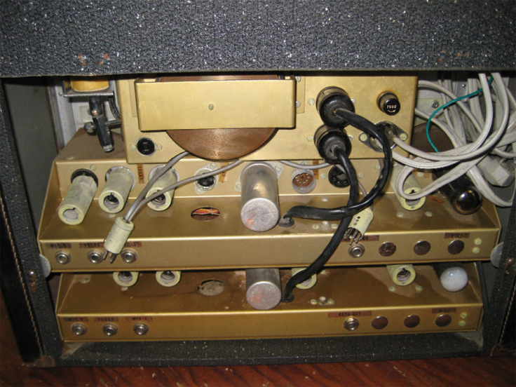 Crown Audio Inc. GVC1 professional reel to reel tape recorder photo in the Reel2ReelTexas - Museum of Magnetic Sound Recording vintage recording collection
