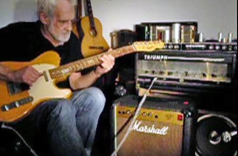 Decca Tree Mixer UK Neville Jones