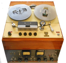 Denon reel to reel tape recorder photo in the Reel2ReelTexas/MOMSR/Theophilus vintage tape recorder collection