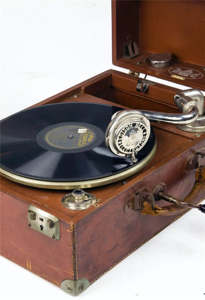 Reel To Reel Tape Recorder Manufacturers - Edison Speaking Phonograph Company