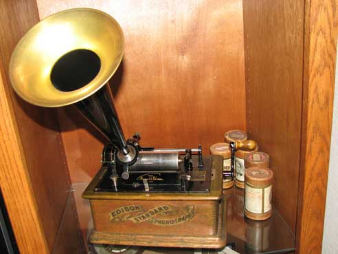 Image result for cylinder old recordings""