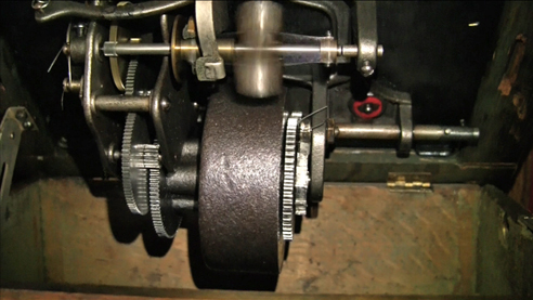 1904 Edison standard cylinder player  in the Reel2ReelTexas.com vintage recording collection
