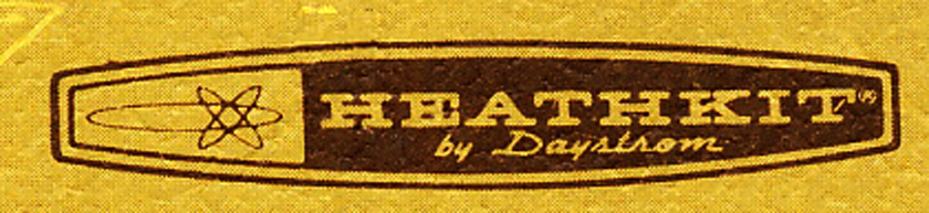 HeathKit logo in the Reel2ReelTexas.com vintage recording collection