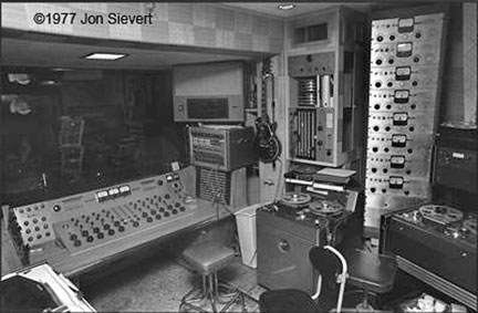 Les Paul Museum Of Magnetic Sound Recording