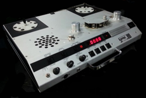 Lyrec FRED professional  reel to reel tape recorder photo in the Reel2ReelTexas.com vintage recording collection