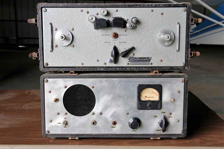 Dave Boyers early Magnecord