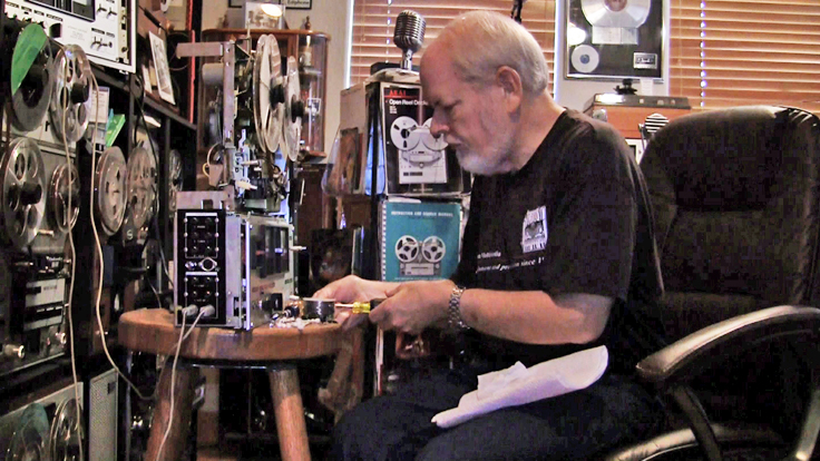 MOMSR interview with Robert G. Metzner founder of Califone Corp and Roberts Recorders