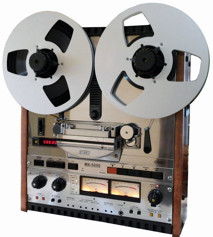 OTARI MX-5050 BII reel to reel tape recorder