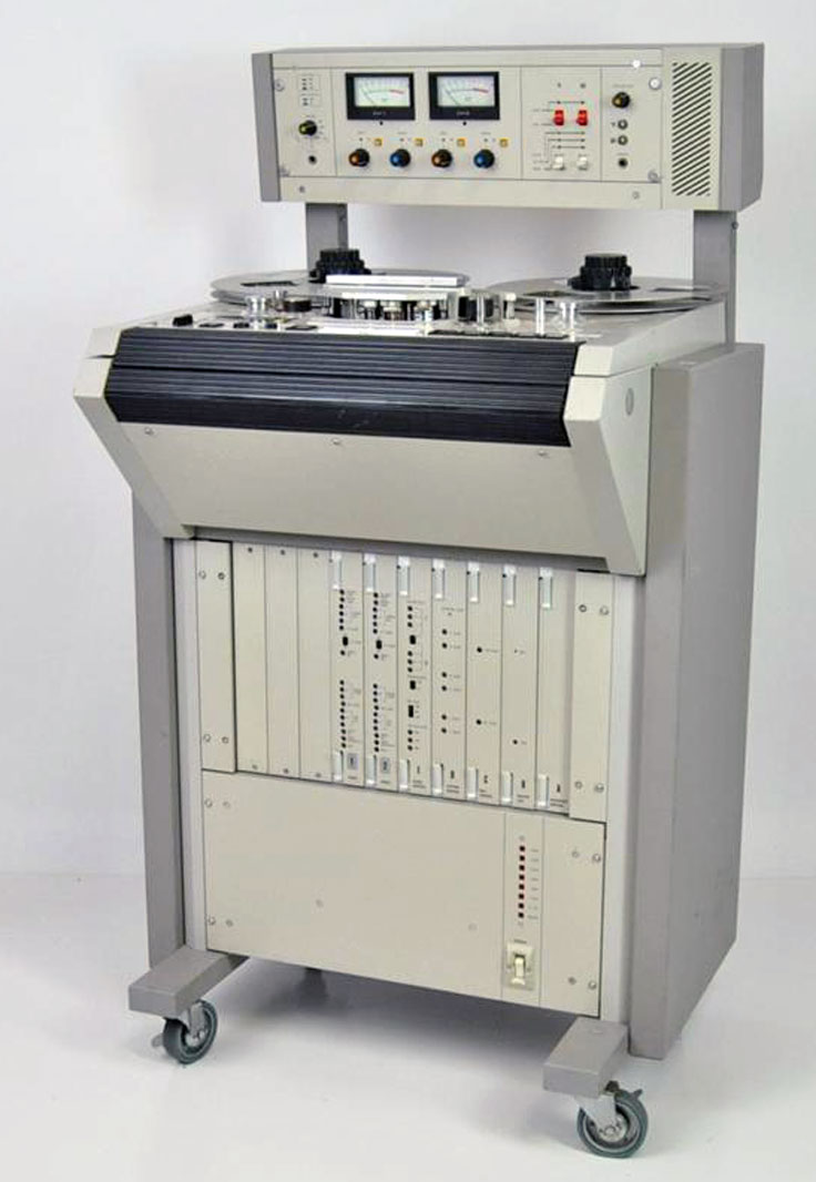 OtariMTR12II reel to reel tape recorder