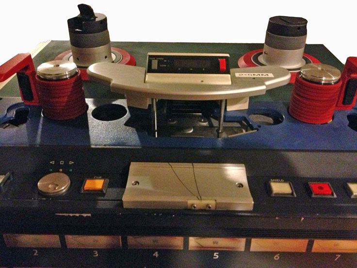 Otari MTR 90 reel to reel tape recorder