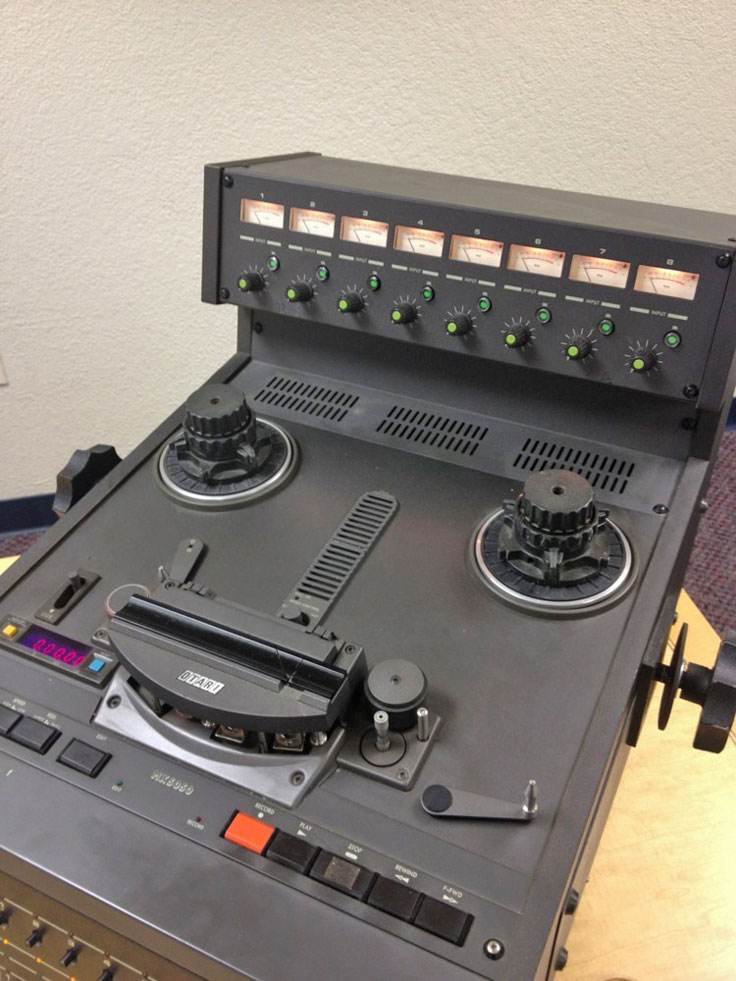Otari MX5050 MK 3-8 reel to reel tape recorder