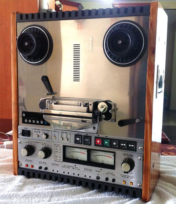 Otari MX-5050 B III reel to reel tape recorder