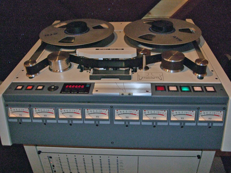 Otari MX-70 reel to reel tape recorder