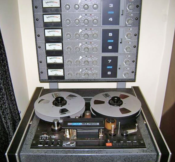 Otari MX-7800  reel to reel tape recorder