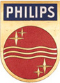 Philips logo in the Reel2ReelTexas.com vintage recording collection