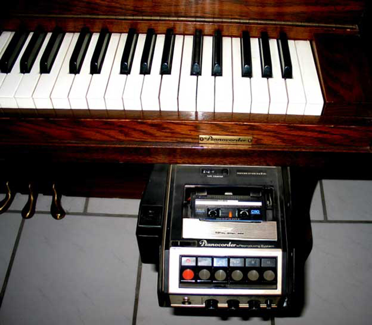 Superscope Pianocorder