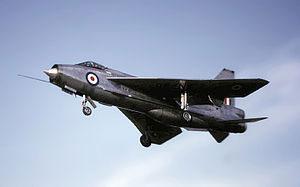 RAF Lightning 1964