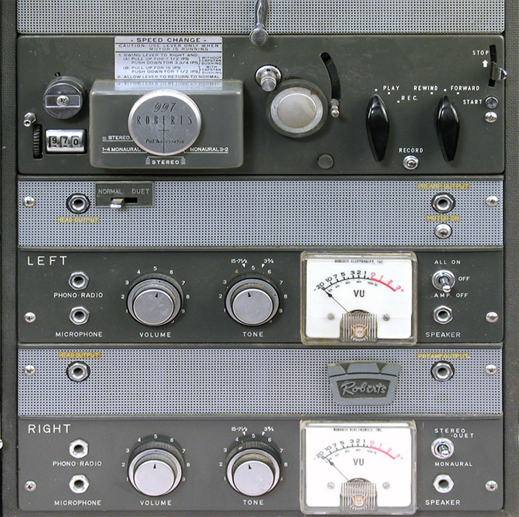 Roberts 997 reel to reel tape recorder