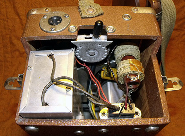 Stancil Hoffman C 49 MT2 reel tape recorder photo in the Museum of magnetic Sound Recording
