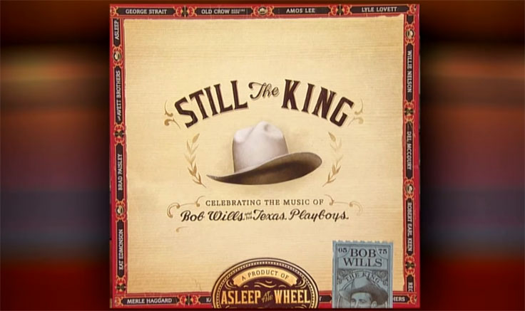 Asleep At The Wheel's Still The King album cover