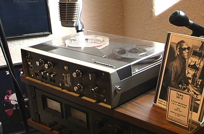 Tandberg11CP in Phantom reel tape recorder collection