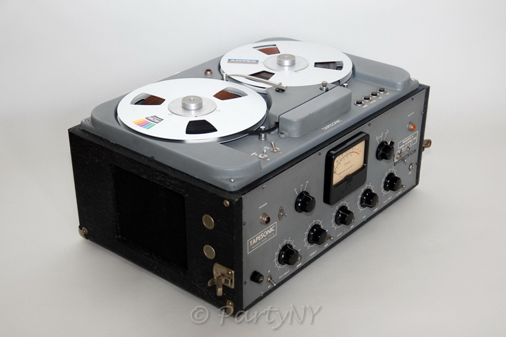 Tapesonic photos from Dmitriy Shvetsov - partyny in the Reel2ReelTexas.com vintage recording collection
