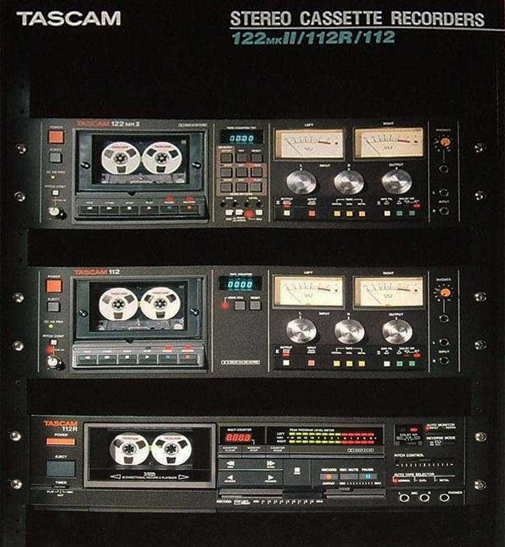 1977 Ad for the Marantz 5420 cassette deck in Reel2ReelTexas.com's vintage recording collection