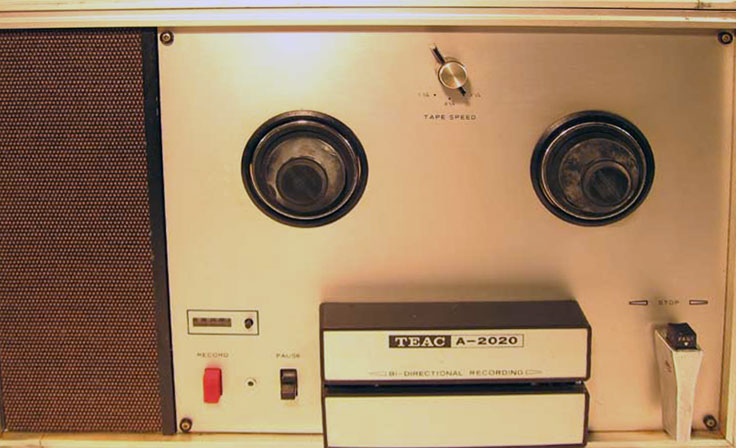 Reel to Reel Tape Recorder Manufacturers - TEAC corporation • Tascam