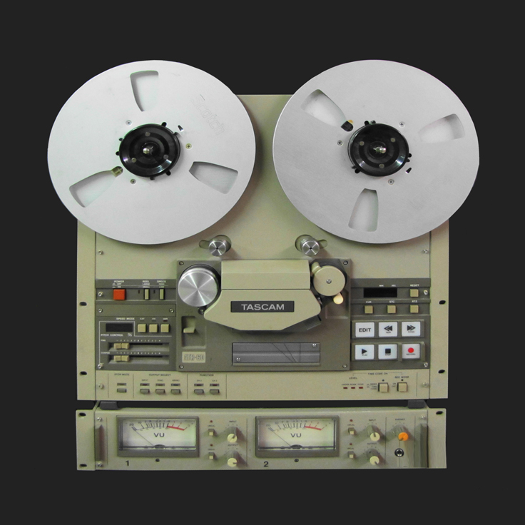 Teac ATR-60 professional reel tape recorder in the Reel2ReelTexas.com vintage recording collection