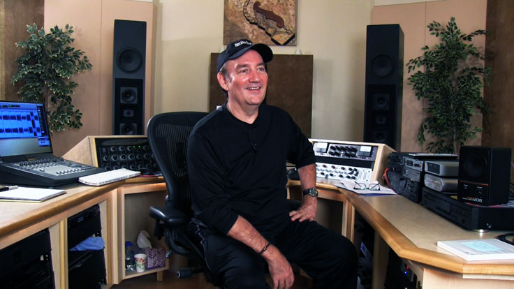 Terra Nova Mastering Studios interview with Jerry Tubb and Nick Landis by Chris and Martin Theophilus, Phantom Productions, Inc. for the Museum of Magnetic Sound Recording