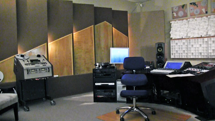 Terra Nova Mastering Studios - Studio B  interview with Jerry Tubb and Nick Landis by Chris and Martin Theophilus, Phantom Productions, Inc. for the Museum of Magnetic Sound Recording