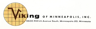 Viking of Minneapolis logo in the Reel2ReelTexas.com vintage recording collection