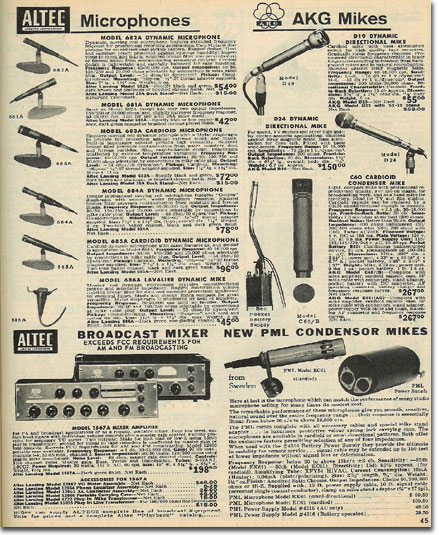 Altec Velencia Speaker in the Reel2ReelTexas.com / Museum of Magnetic Sound Recording vintage microphone and recording equipment collection