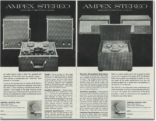 Ampex 1200 tube  professional reel to reel tape recorder in the Reel2ReelTexas.com vintage recording collection Museum vintage collection
