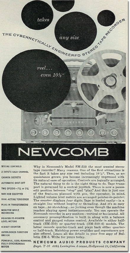 KLH Model 40 tape recorder photo  in the Reel2ReelTexas.com vintage reel tape recorder recording collection