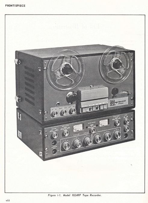 1966 ad for the Magnecord reel to reel tape recorder in the Reel2ReelTexas.com MOMSR vintage recording collection
