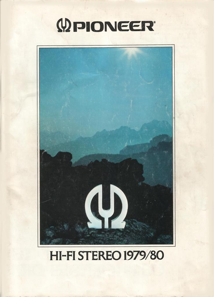 Pioneer brochure