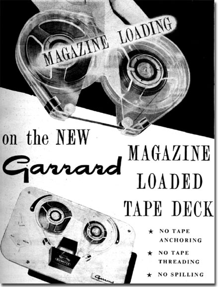 the Garrard Tape Load Magazine