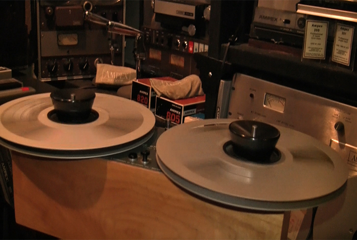 Heathkit Speedwinder in Reel2ReelTexas.com vintage reel tape recorder collection