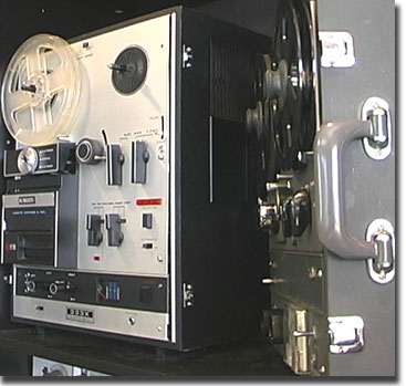 Roberts 333 reel, cassette and 8 track unit