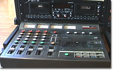 picture of the Teac 144 PortaStudio