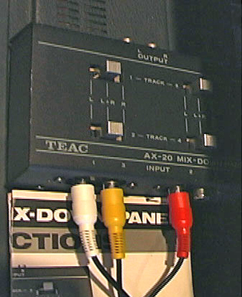Teac AN-180  in the Reel2ReelTexas.com vintage recording collection
